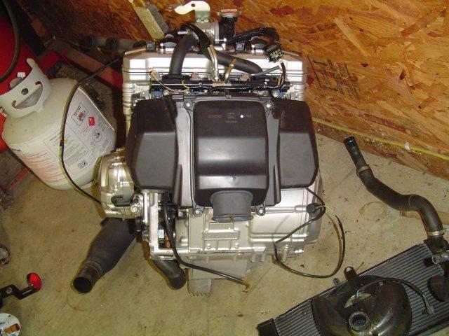 Suzuki Gsx650f Engine  Tranny - Buggymasters Com
