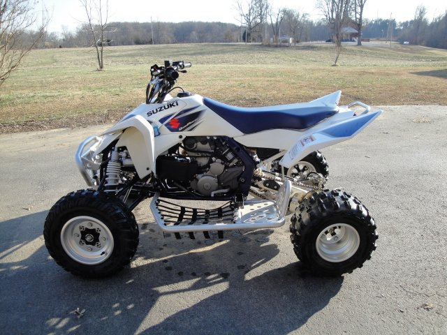 BuggyMasters Review: 2007 Suzuki LTR450 - BuggyMasters.Com - An On ...