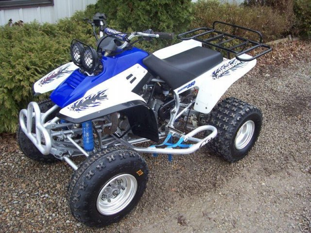 Buggymasters Review Yamaha Warrior 350 Buggymasterscom An On