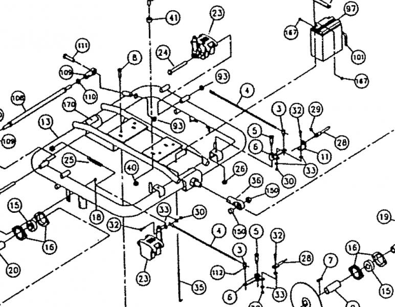 49cc Scooter Wiring Diagram 2004 49Cc Scooter Accessories