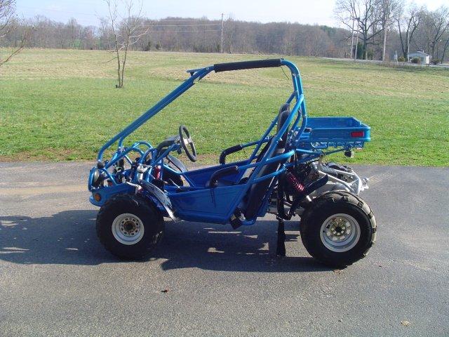 Kart Twister Hammerhead Manual