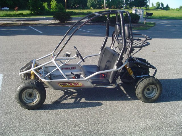 Helix 150cc Go Kart Manual